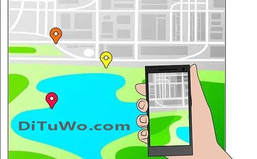 百度地图标注商户