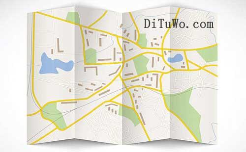 深圳电子地图标注